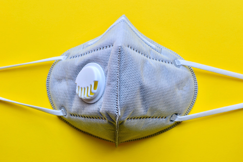 Envato Elements - Image source - Face mask