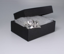 Wraparound Ring (Sterling Silver)