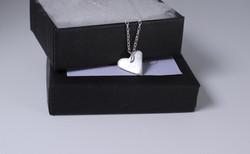 Tiny Heart Pendant