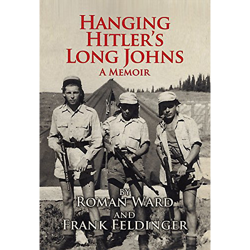 Hanging Hitler's Long Johns Hardcover book