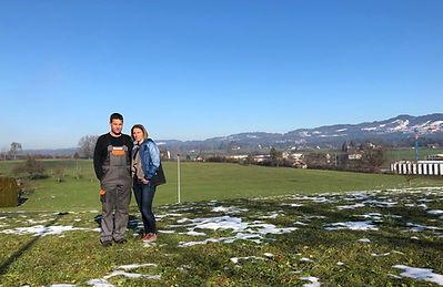 Ale und Astrid Mambelli 2020-12-16 at 13