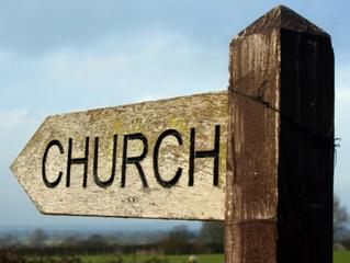 새로운 교회를 시작합니다