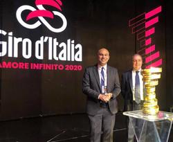 Giro d'Italia presentazione