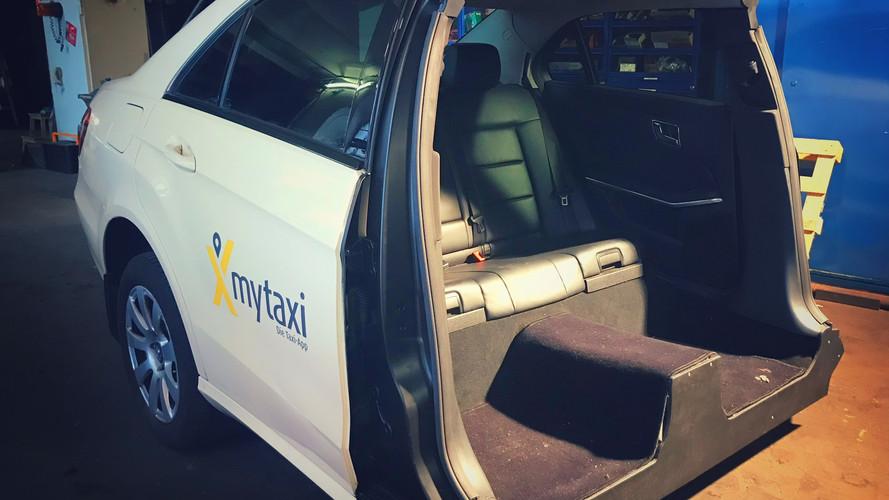 Halbes Taxi