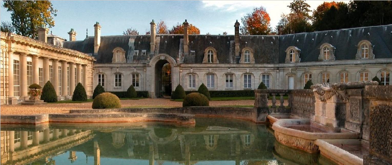chateau de bizy