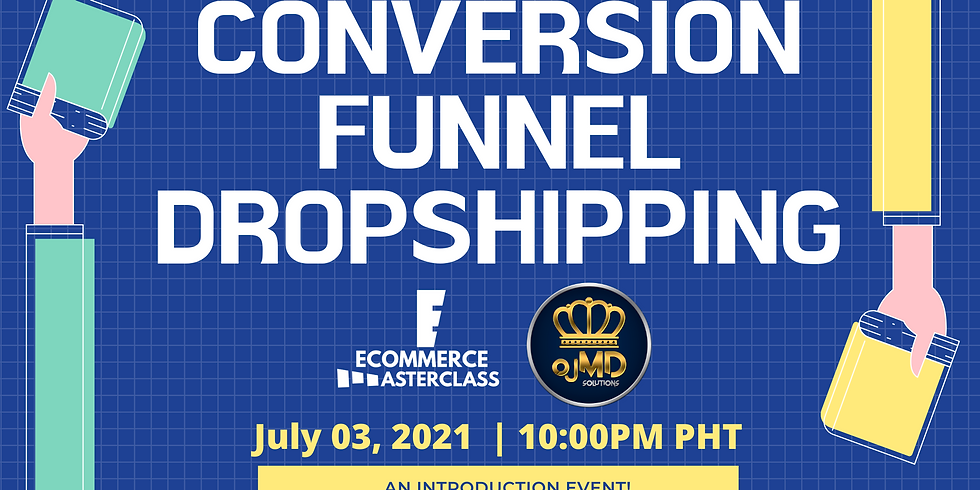 Conversion Funnel Dropshipping 2021 - Introduction Event