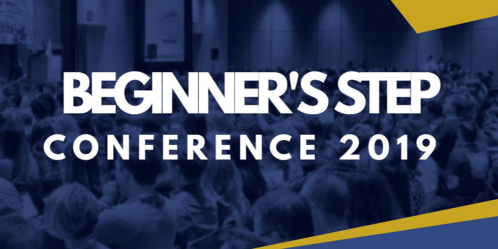 Beginner's Step Conference 2019 (1)