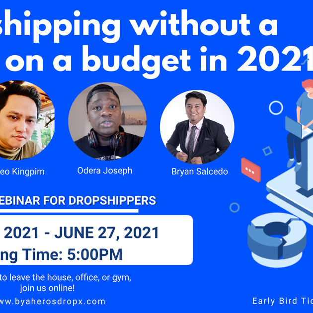 Dropshipping Without A Website & Low Budget In 2021