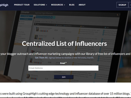 Finding Influencers: 7 FREE Influencer Marketing Tools