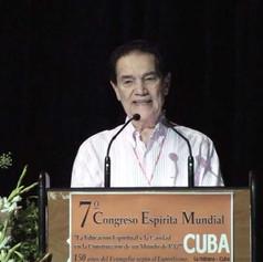 Homenaje a Divaldo Pereira Franco.
