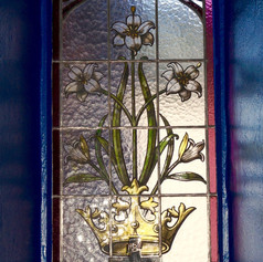Lovely Stained Glass Window