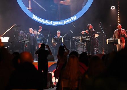 Игорь Скляр и JCC - koktebel jazz party