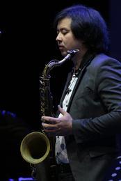 Игорь Скляр и Jazz Classic Community    фотограф Андрей Шерстнёв