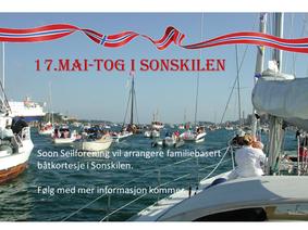 Båtparade 17. mai