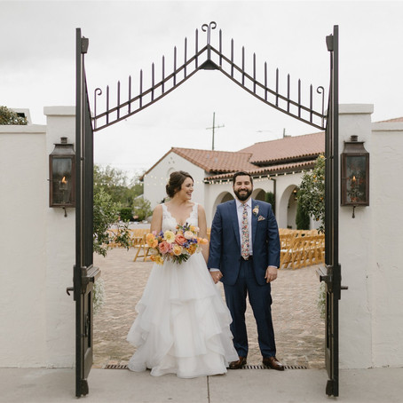Kelly & Dane | Colorful New Orleans Wedding at Il Mercato with September Company, Mise En Place