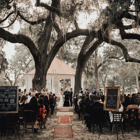 Madison and Matt | St. Francisville Wedding with Christi Childs Photography