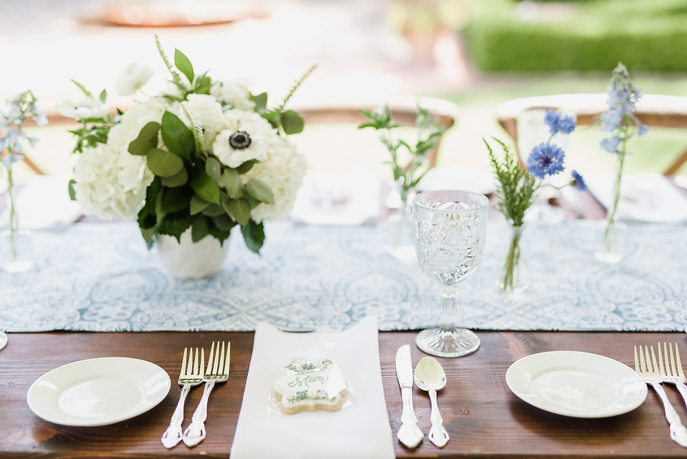 New Orleans Bridal Luncheon at Longue Vue House and Gardens with Z Events, Lance Nicoll Photography, Urban Earth, and Lovegood Wedding & Event Rentals