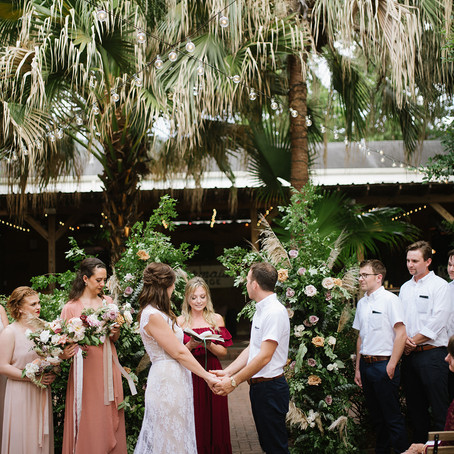 Lindsey & Alex | New Orleans Wedding with Lauren Carroll Photography at Rusty Nail and Lovegood