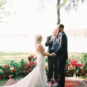 Lacey & Zac | Old Floridian Wedding with Brooke Casey Weddings, Southern Table, Erich McVey, and