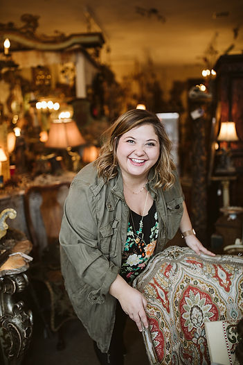 Owner of Lovegood Rentals is a wedding, event, and prop house rental company based in New Orleans, Louisiana. Created by Lauren Soley in 2014