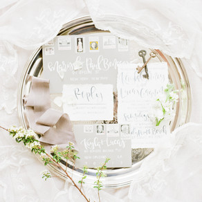 Ethereal Southeast Beach Wedding Inspiration | Vintage Rentals