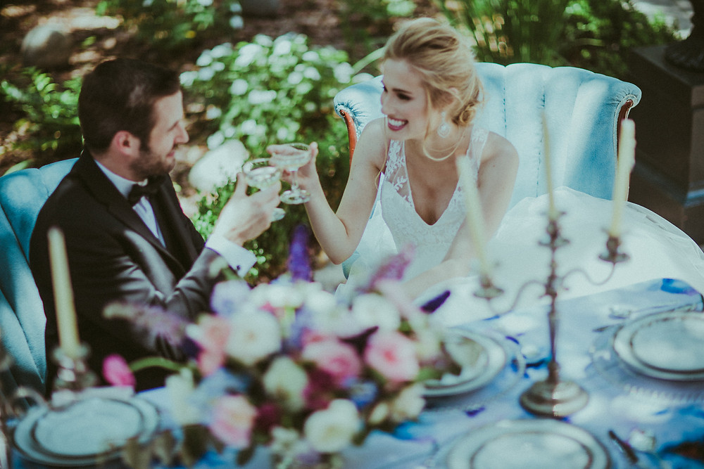 French Wedding Inspiration at Degas House with Lovegood Wedding & Event Rentals