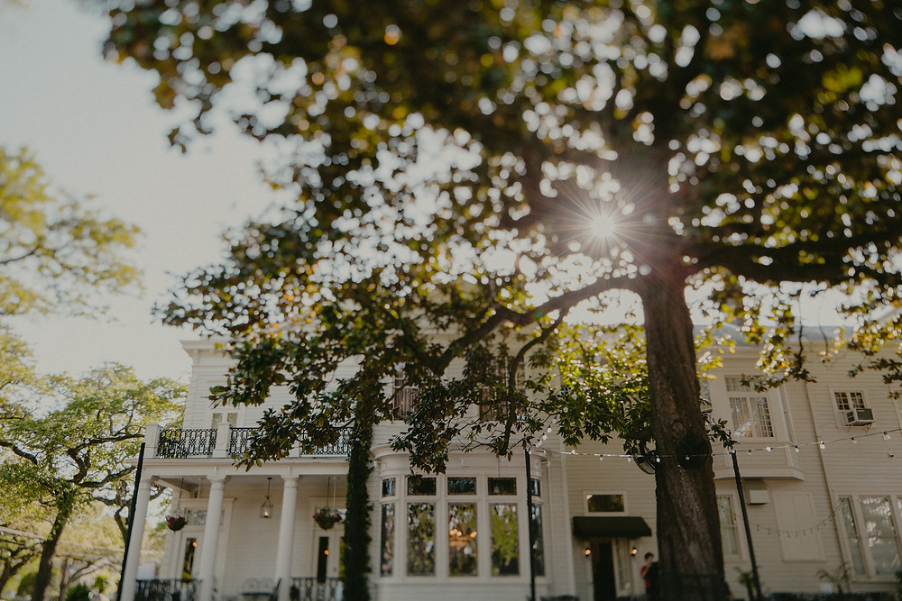 Black Tie Wedding with Eclectic Decor at the Elms Mansion Wedding with Chellise Michael Photography, Pick-a-Petal, and Lovegood Wedding & Event Rentals