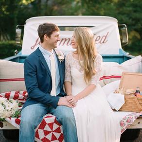 Southern Weddings V10: Home Town Celebration Part 1 in Laurel, Mississippi
