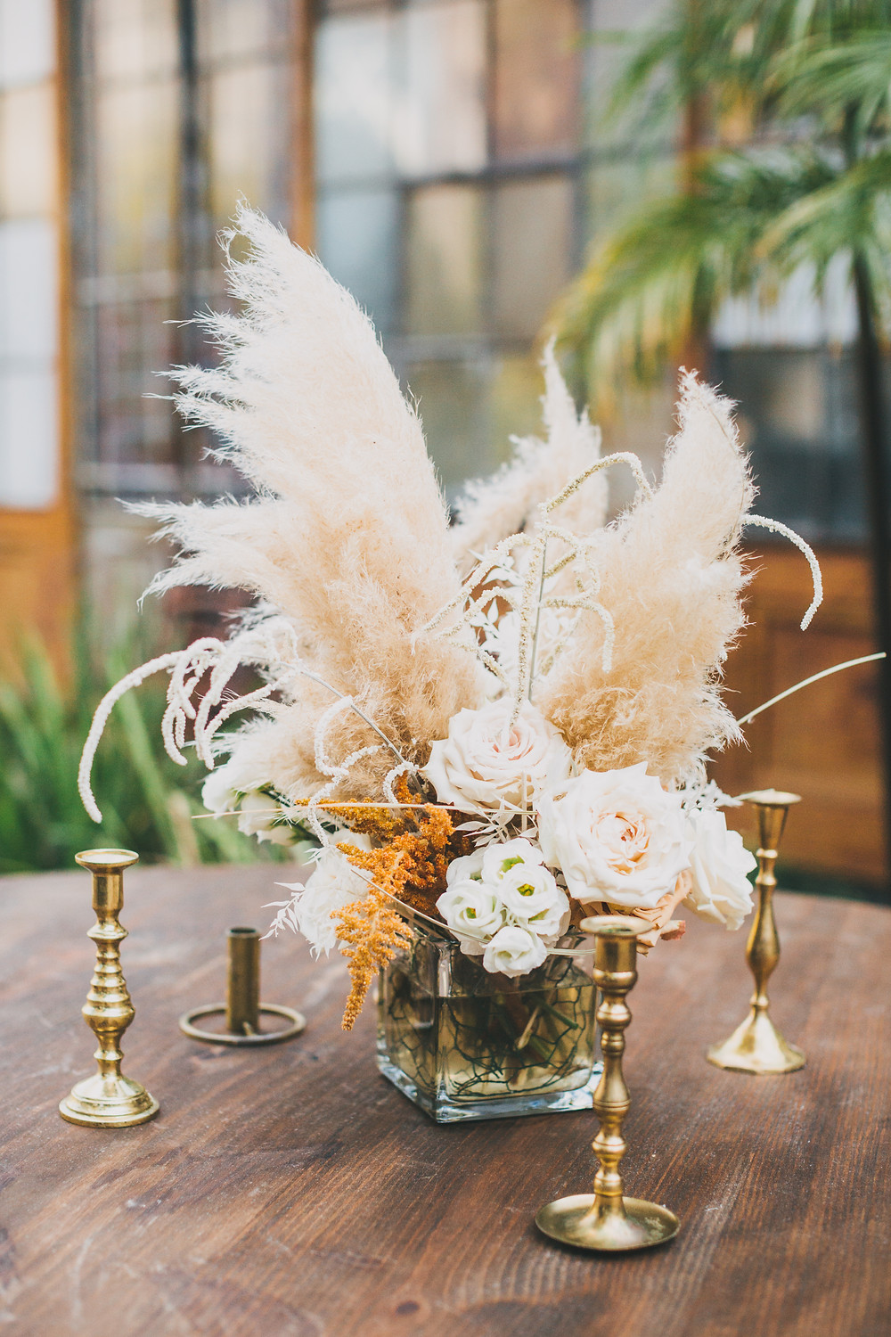 Lovegood Wedding & Event Rentals, New Orleans Vintage Rental Company for Corporate, Parties, and Weddings | Lounge Furniture in NOLA, Specialty Rentals, Decor across the Southeast, Boho Reception with Farm Tables