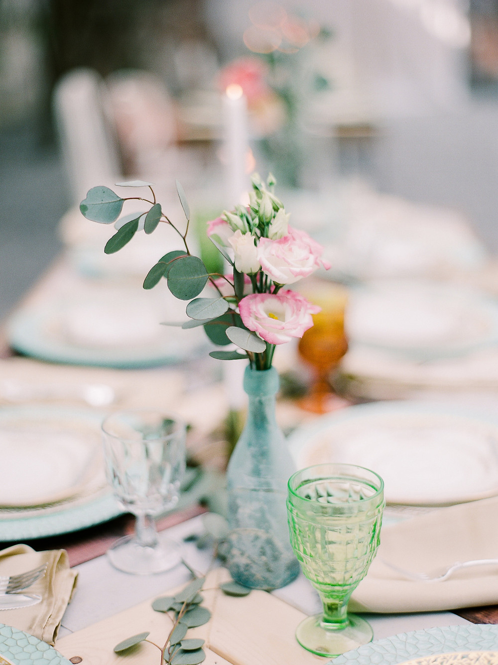 New Orleans Vintage Wedding with Starling and Sage, Uncommon Camellia, and Lovegood Wedding & Event Rentals at the Arts Estuary