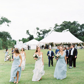 Sperry Tent Wedding on Mississippi Gulf Coast | Michelle Boyd Photography, Sapphire Events, Kim Star