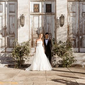 Alex & Alyssa | New Orleans Wedding at Marigny Opera House and Capulet with Lovegood Wedding &am