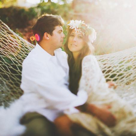 Boho Engagement | Hello Miss Lovely