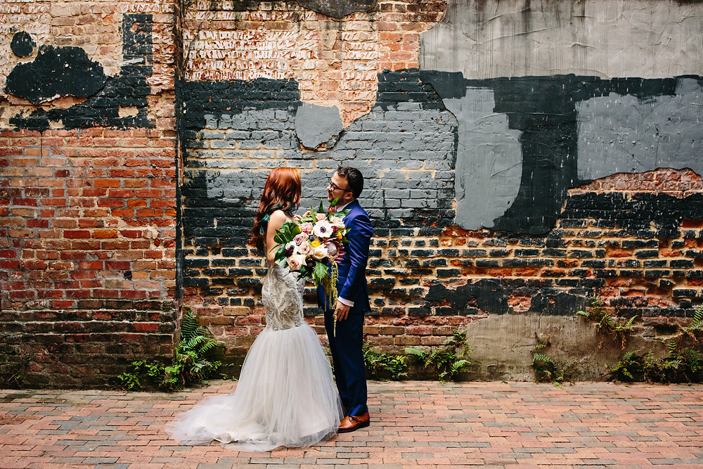 Lovegood Wedding & Event Rentals | Ace Hotel New Orleans Wedding with Michelle Norwood Weddings, Kelly Benvenuto Photography, and Antigua Florals