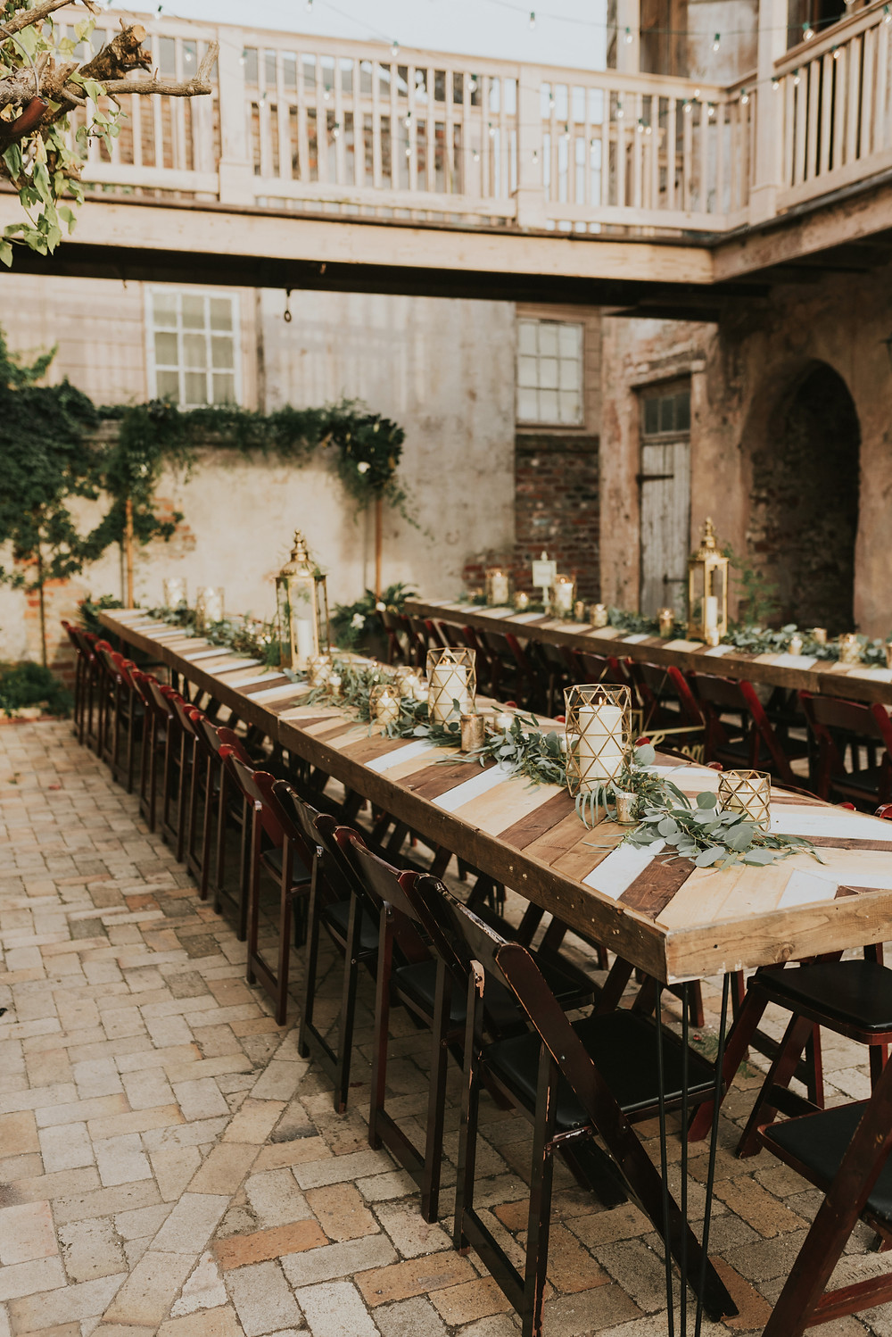 Race and Religious Wedding with Brooke Casey Weddings, Jen Menard Photography, and Lovegood Wedding & Event Rentals