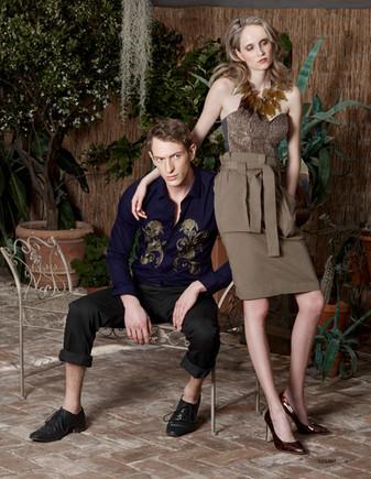 Styling Wardrobe Stylist Stefanie Fissel
