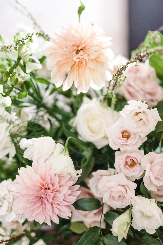 Leaf + Petal NOLA Wedding at the Warehouse of Lovegood with Lance Nicoll Photography, Little Bushel, and Lovegood Wedding & Event Rentals