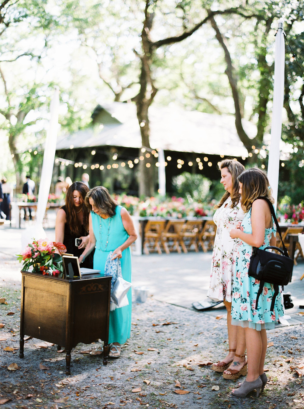 Old Floridian Wedding with Brooke Casey Weddings, Southern Table, Erich McVey, and Lovegood Wedding & Event Rentals