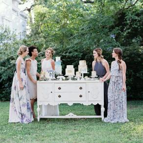Mississippi Bridesmaid Brunch   Lauren Liddell Photography   Lovegood Wedding & Event Rentals