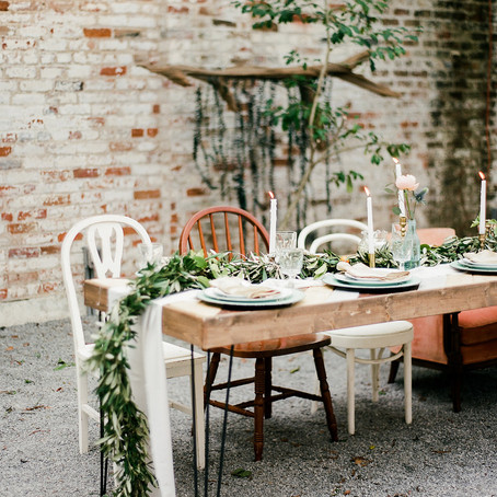 New Orleans Vintage Wedding with Starling and Sage, Uncommon Camellia, and Lovegood Wedding & Ev