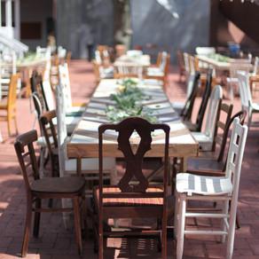 Parker Tables   Lovegood Wedding & Event Rentals