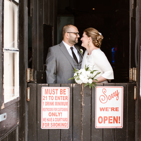 Abigail & Carlos | New Orleans Wedding at the Ace Hotel with Faraday Photography, Uncommon Camel