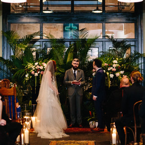 Claire & Andrew | Ace Hotel New Orleans Wedding with Michelle Norwood Weddings, Kelly Benvenuto