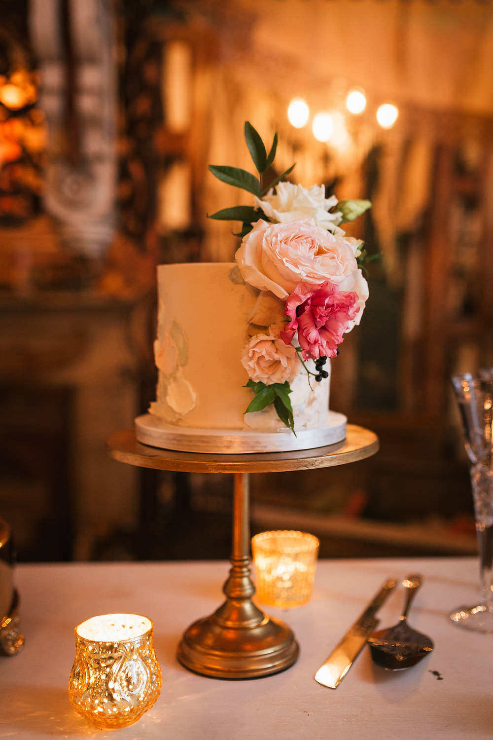 Lovegood Wedding & Event Rentals, New Orleans Vintage Rental Company for Corporate, Parties, and Weddings | Lounge Furniture in NOLA, Specialty Rentals, Decor across the Southeast, Old Warehouse with Wedding Cakes, Florals and Candles
