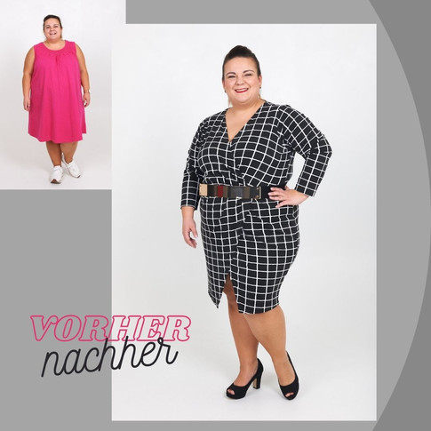 Plus Size Stilberatung