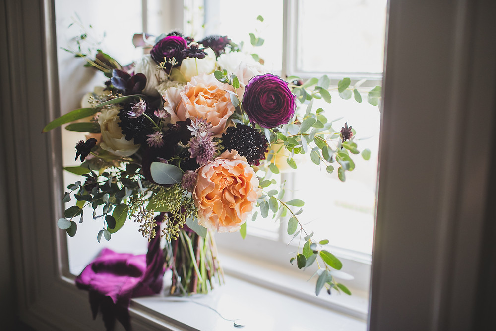 Wedding Bouquet by The Petaler Co. | Lovegood Wedding & Event Rentals | Sully Clemmer Photography