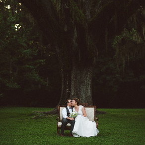 Lauren & Brenton | Lovegood's First Wedding | Eden State Park