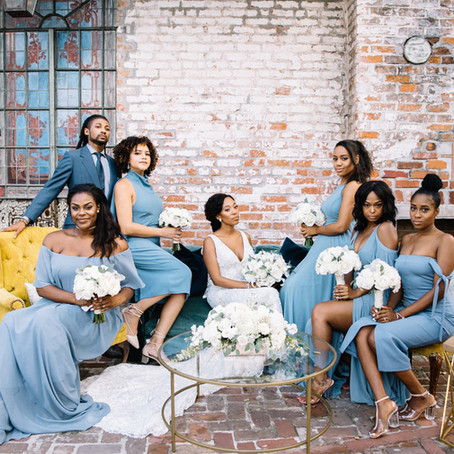 Tiye & Micah | New Orleans Wedding at Race & Religious with Xistence Photography, Elle R Jae