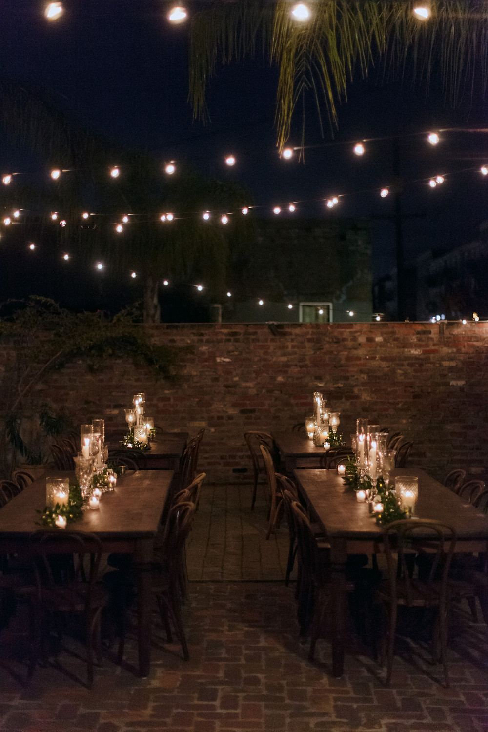 New Orleans Wedding at Race & Religous with Mint Julep Productions, Les Loups, and Lovegood Wedding & Event Rentals