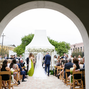 New Orleans' Wedding at Il Mercato | Greer Gattuso | Lovegood Wedding & Event Rentals with V